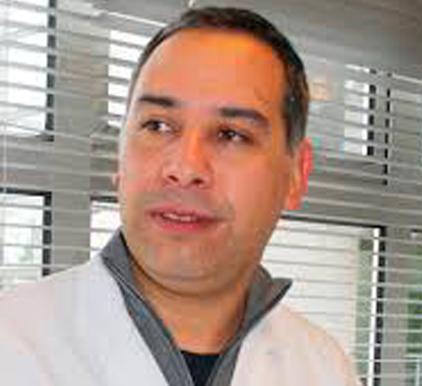 Alejando Escobar, PhD. graphic