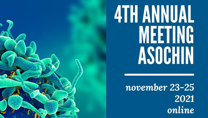4th Annual Meeting ASOCHIN graphic